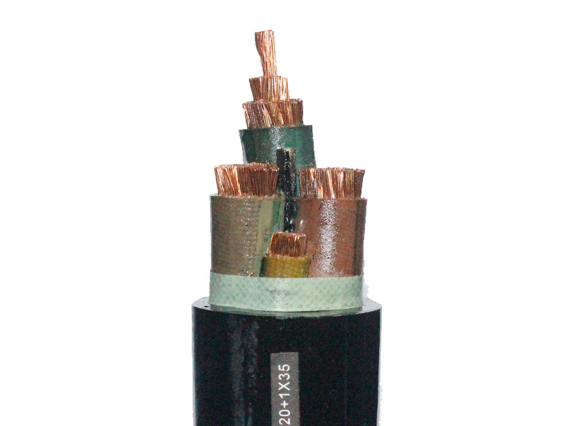 Rubber insulated flexible wires and cables with rated voltage up to and includin