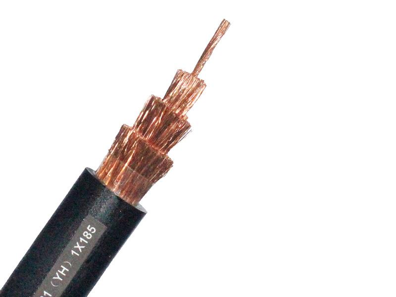 额定电压450/750V及以下橡皮绝缘电焊机电缆