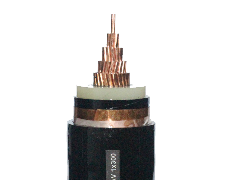 Rated voltage 35kV and below copper core, aluminum core, XLPE insulated power ca