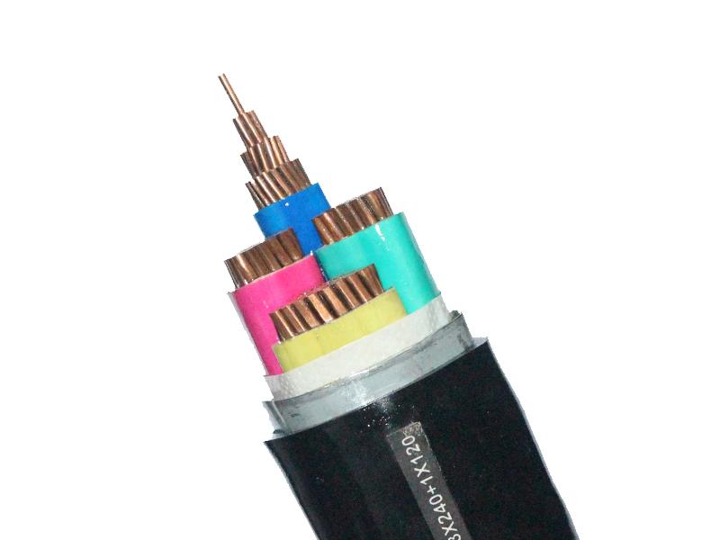 额定电压6KV及以下铜芯、铝芯.聚氯乙烯绝缘电力电缆