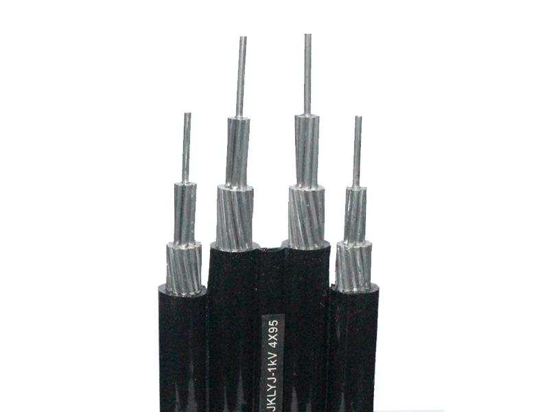 额定电压1KV及以下架空绝缘电缆